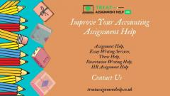 Receive Accounting Assignment Help - 100 Guarant