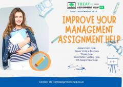 Treat Assignment Help  Promote & Provide Best As