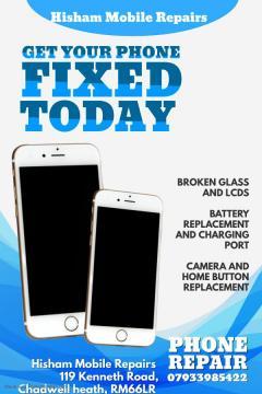 Hisham Mobile Repair - If Its Broke, We Can Fix