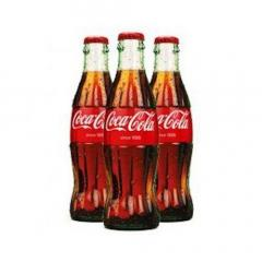 Shop Coca Cola Classic Glass Bottle 330Ml From L