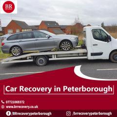 Car Recovery In Peterborough