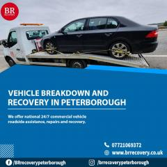Vehicle Breakdown And Recovery In Peterborough