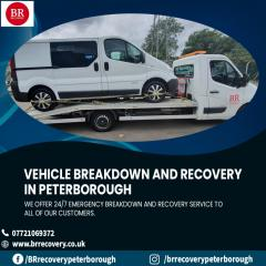 Vehicle Breakdown And Recovery In Peterborough,