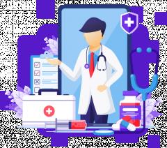 Healthcare Portal Development - Crmjetty