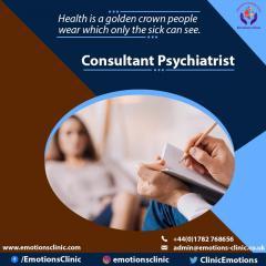 London Consultant Psychiatrist