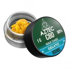Buy Cbd Wax Gelato 900Mg
