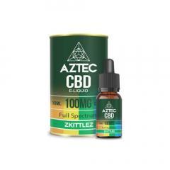 Buy Aztec Cbd Zkittlez E-Liquid At 14.99