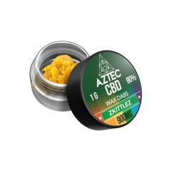 Shop Aztec Cbd 900Mg Cbd Wax Zkittlez At 54.99