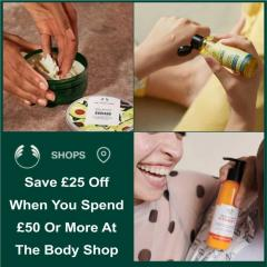 Body Shop 25 Off
