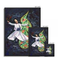 Buy Sufi Canvas Prints & Get 30 Off All Purchase