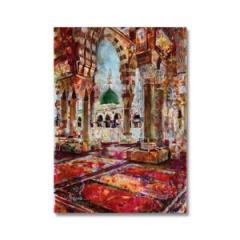 Buy Prophetic Mosque - Fine Art Print Online