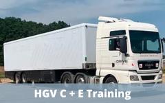 Choose For Best Hgv C E Training
