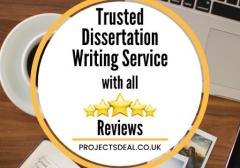 No.1 Trusted Dissertation  Essay Writing For 100