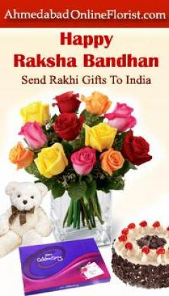 Buy Rakhi Online In Ahmedabad Same Day Delivery