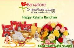 Rakhi Same Day Delivery In Bangalore