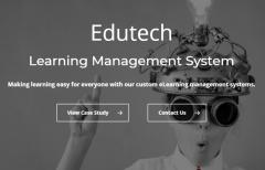 Edutech Learning Management System  Communicatio