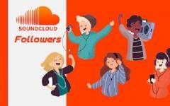 Buy Cheap Soundcloud Followers From Sociallym