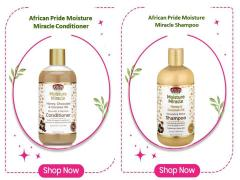 Buy African Pride Moisture Miracle Shampoo & Hon