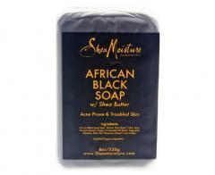 Shea Moisture African Black Soap 230G