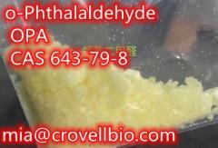 O-Phthalaldehyde Opa Cas 643-79-8  Manufacturer