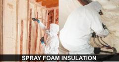 Easily Install Spray Foam In To Your Uk Home