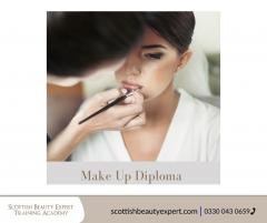 Get Make Up Diploma Course - Scottish Beauty Exp