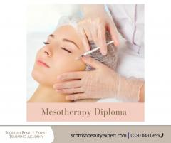Book Your Slot For Our New Mesotherapy Course -