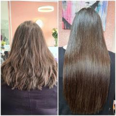 Remy Real Human Hair Extensions In Cardiff