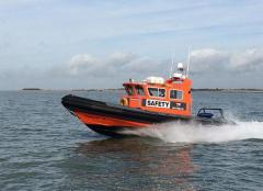 Safety Boats Hire Services  Northern Rib Hire