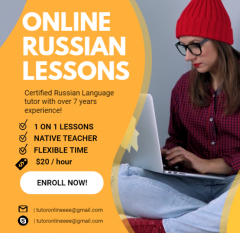 Online Russian Lessons