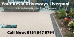 Resin Driveways Liverpool