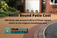 Resin Bound Patio Cost  Your Resin Driveway