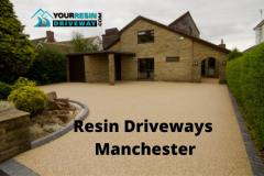 Resin Driveways Manchester