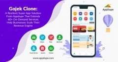Startup An On-Demand Multi Services App With Goj