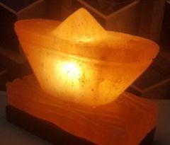 Himalayan Crafted Salt Lamps - Al Fajar Enterpri