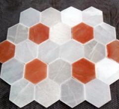 Himalayan Salt Designed Tiles - Al Fajar Enterpr