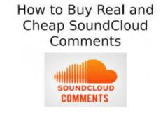 How To Buy Soundcloud Comments