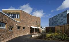 Redhall School, Edinburgh - Resonant Architectur