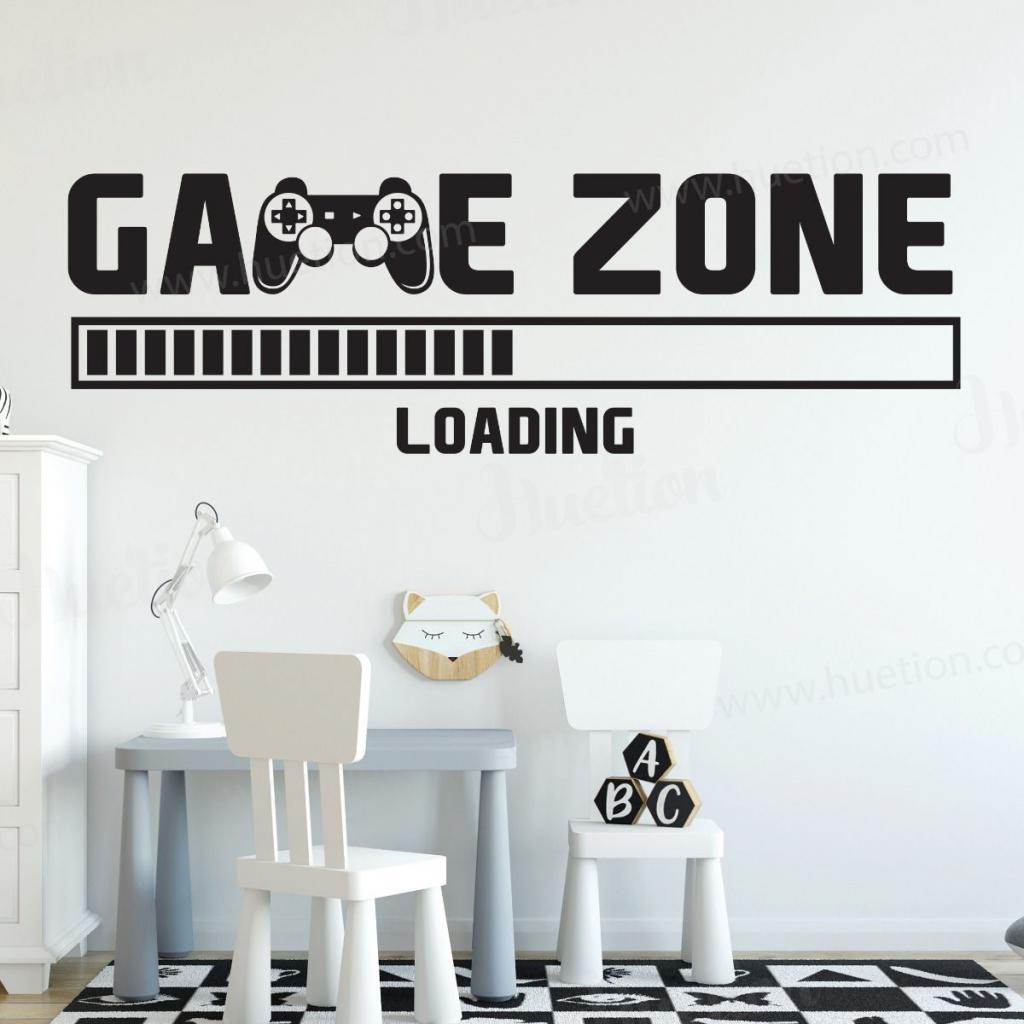 Gaming Wall Stickers 4 Image