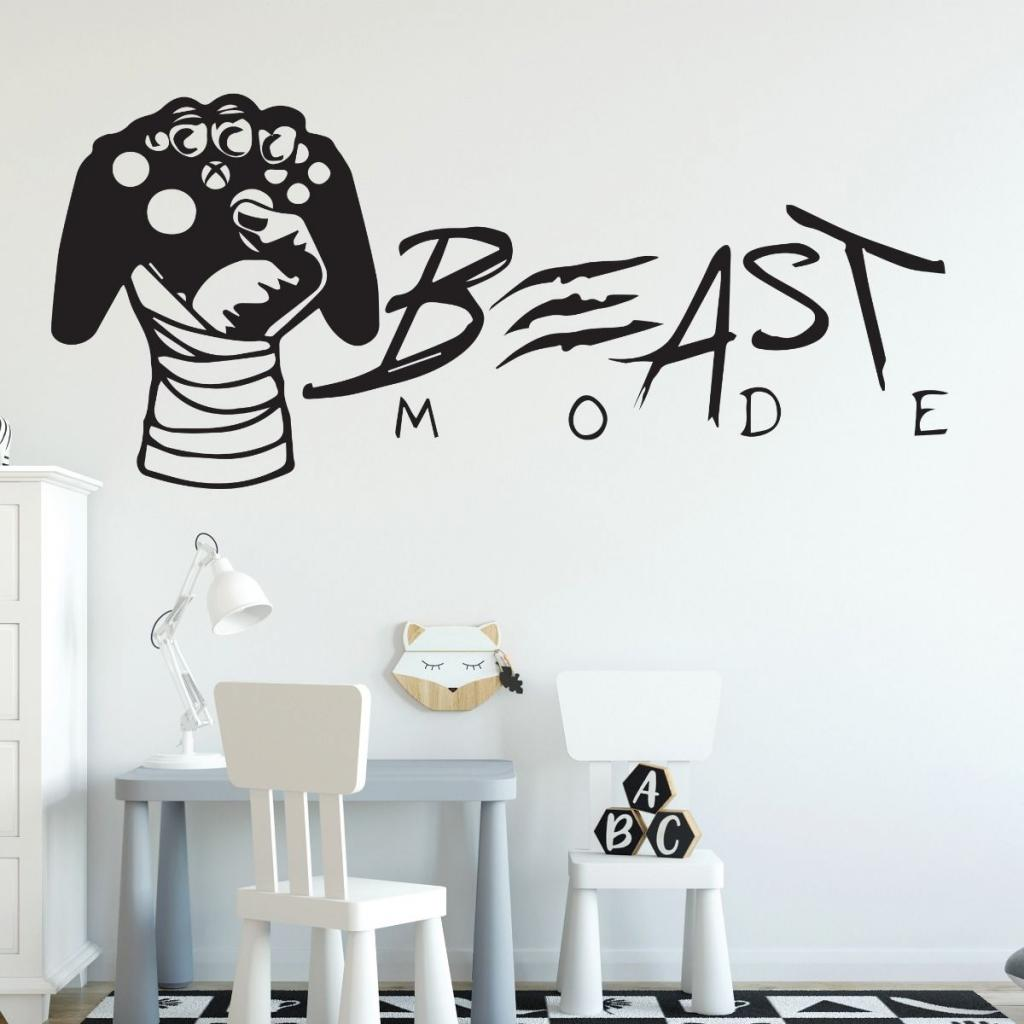 Gaming Wall Stickers 3 Image