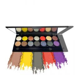 Bf Beauty Forever 14 Shade Palette Eyeshadow  Sh