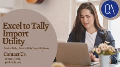 Excel To Tally Import Utility