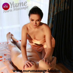 Massage London Sensual  Nuru Massage