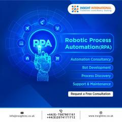 Implement Robotic Transformation Services Rpa Fo