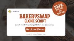 Bakeryswap Clone Script