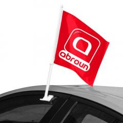 Promotional Custom Car Flags Available At Reason