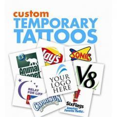 Get Custom Temporary-Tattos Available At Wholesa