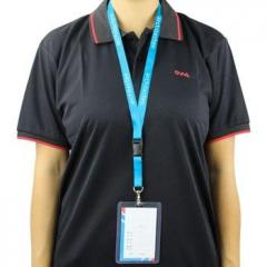 Buy Promotional Lanyards Cared Holder Available