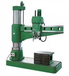 Industrial Applications Of Radial Drilling Machi