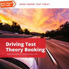 Driving Test Theory Booking - Book Theory Test T